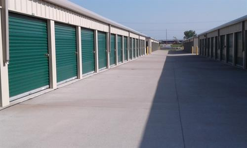Non Climate Storage Options