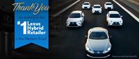 #1 Lexus Hybrid Retailer