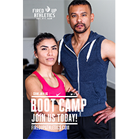 Boot Camp Classes to get you fit fast.