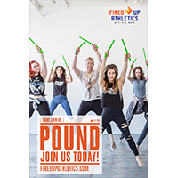 Rockout and workout with this latest fitness phenomenon.