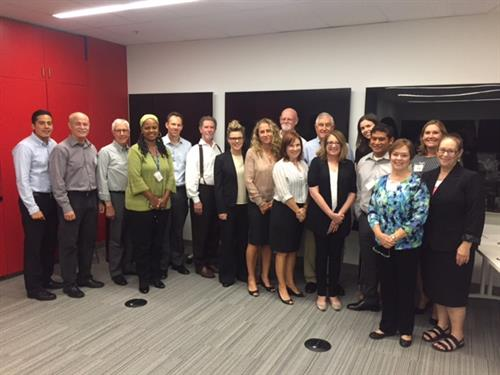 Another new graduating class of CASA volunteer advocates!