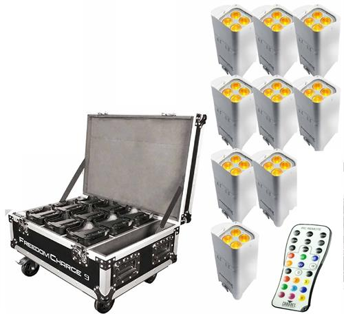 Up Light rentals +Wireless