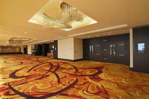 California Ballroom Foyer