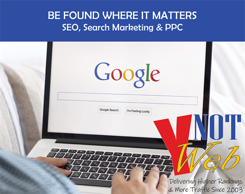 Be Found Where it Matters: SEO, Search Marketing & PPC