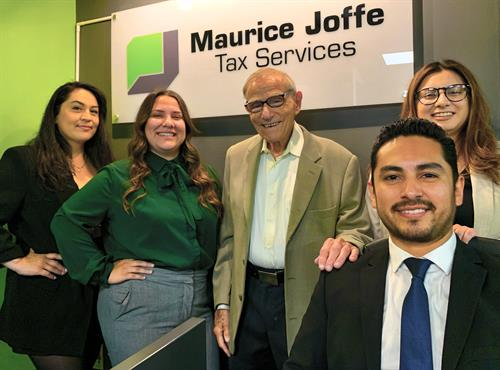 Your tax consultants at Maurice Joffe are a dynamic team who share decades of experience improving the tax outlook of both individuals and enterprises.
