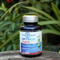 Optimum CoQ10 with BioPerine®, a non-GMO formula