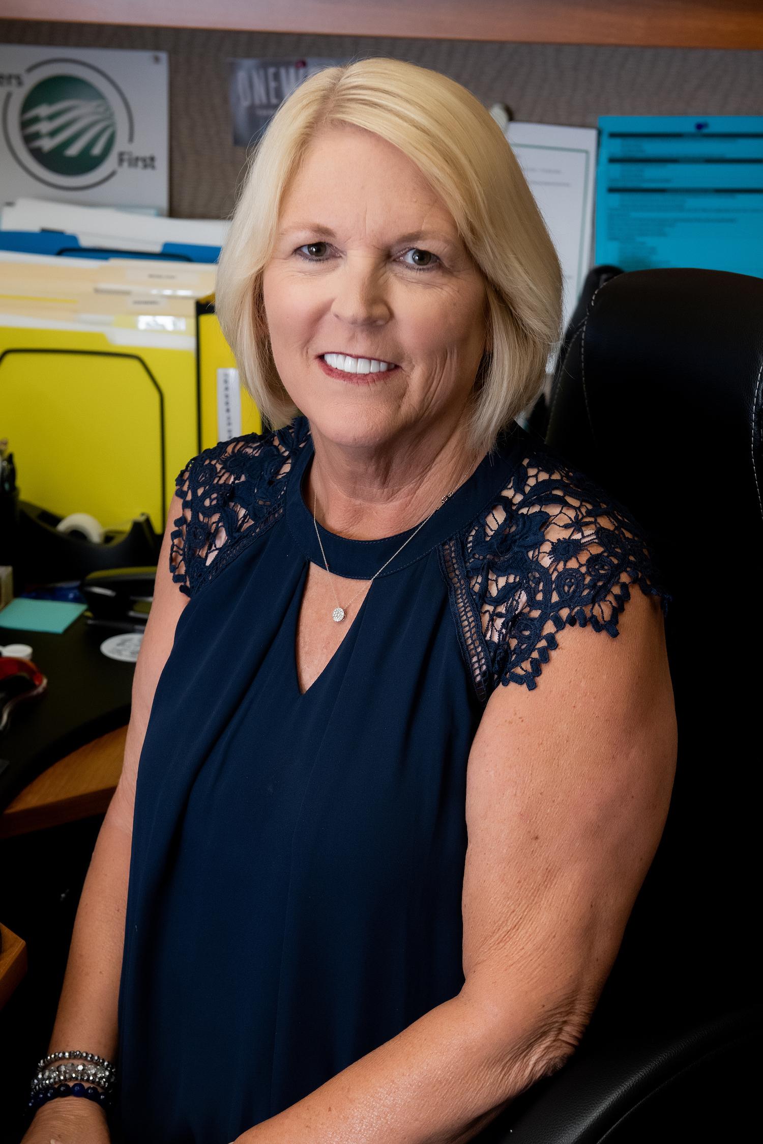 2020 Chairman - Leigh Allen, Carroll EMC