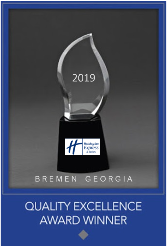 Holiday Inn Express & Suites in Bremen, Georgia: Enjoy Superior Service and Accommodations at One of the 'IHG Quality Excellence Award Recipients'
