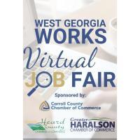 West Georgia Works Virtual Job Fair