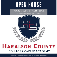Haralson County College & Career Academy's Open House