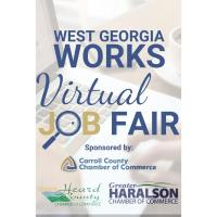 West Georgia Works Virtual Job Fair
