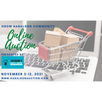 Grow Haralson Community Online Auction