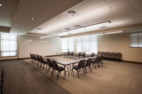 Our largeest conference room