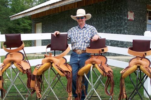 Our new handicap saddles