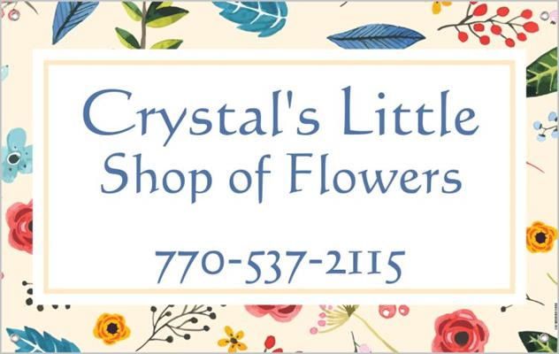 Crystal's Little Shop of Flowers