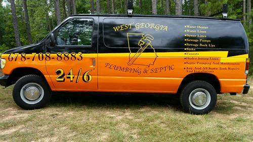 WGPS Van