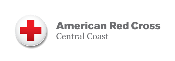 American Red Cross of the Central Coast logo