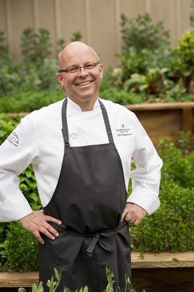 Chef Cal Stamenov