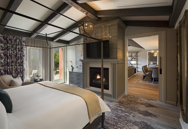 Villa Carmelo Master Bedroom
