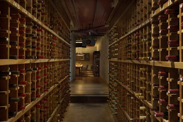 Wine Cellar - Private Dining