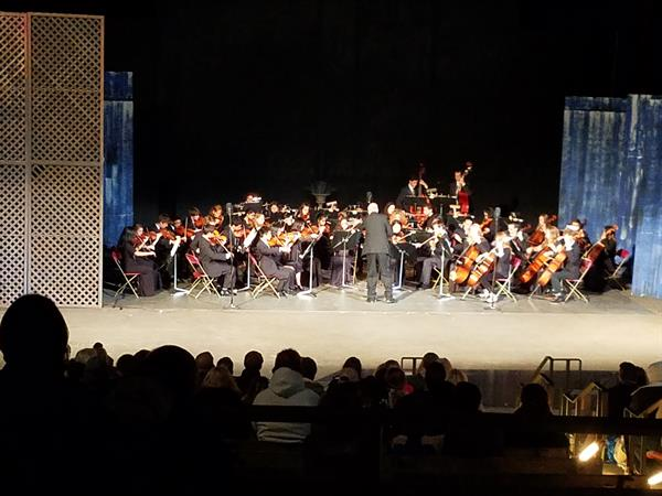 Carmel High School Orchestra - Carmel POPs