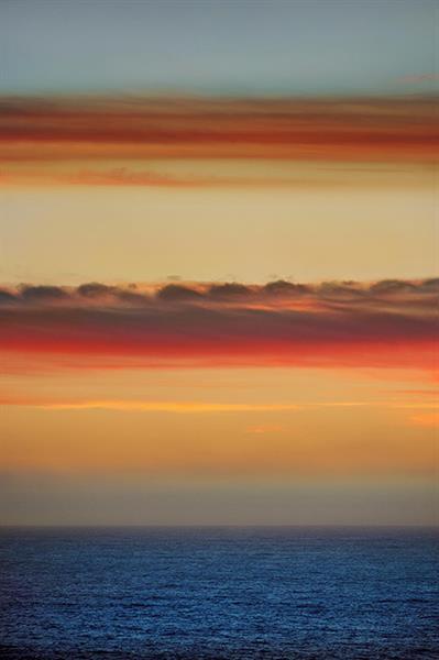 Ocean 2.21.13 Photograph by  Winston Swift Boyer of Gallery Sur