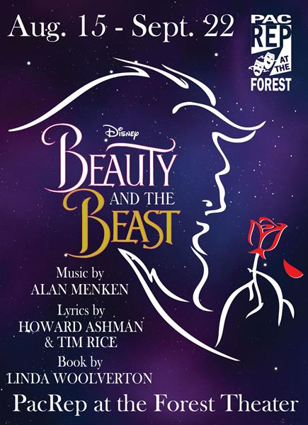 PacRep Theatre Presents Disney's Beauty and the Beast