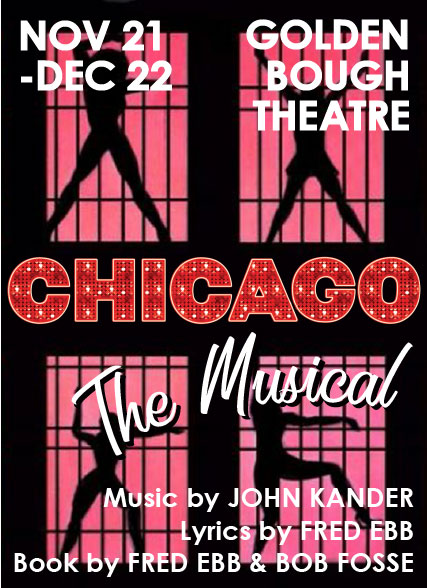 PacRep Theatre Presents Chicago