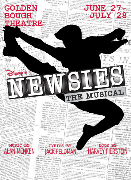 PacRep Theatre Presents Disney's Newsies