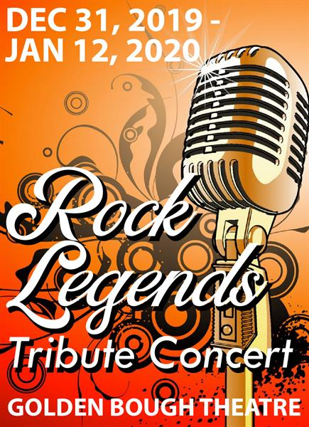 PacRep Theatre Presents Rock Legends Tribute