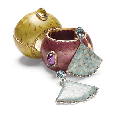 Silvia Furmanovich Jewelry and Handbags