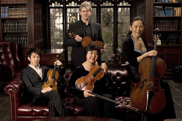 The Borromeo String Quartet