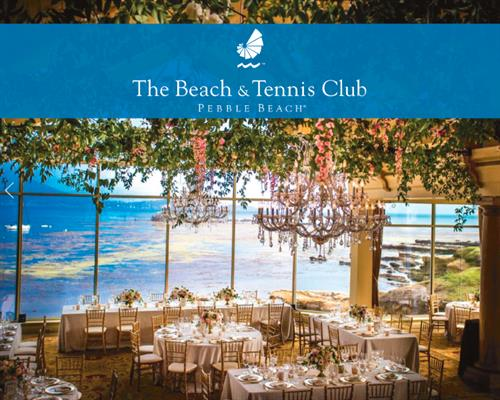 Monterey Symphony March Concert Preview Luncheon Beach Tennis Club Pebble Resorts