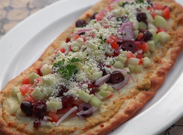 Marrakesh Pizza
