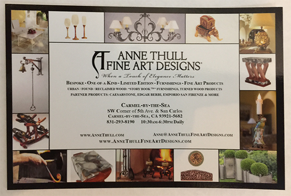 Artist Made Furnishings, Accessories, Fine Art & Gifts