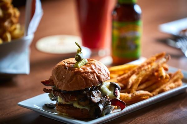 Brophy's Burger