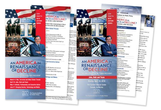 Panetta Mailer and Program