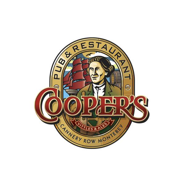 Cooper's Pub & Restaurant Logo