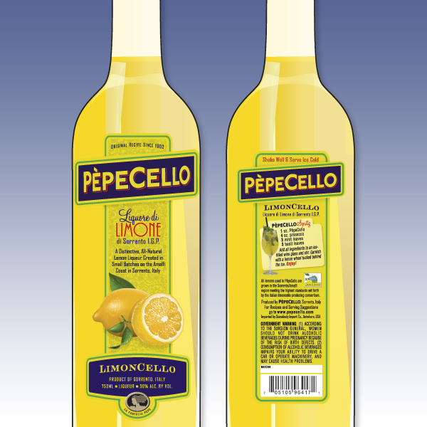 PepeCello Label