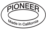 Pioneer Made in California