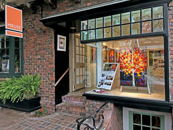 Meuse Gallery, Ocean Ave Carmel