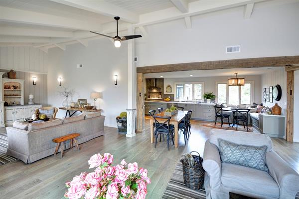 Monterey County Ranch House
