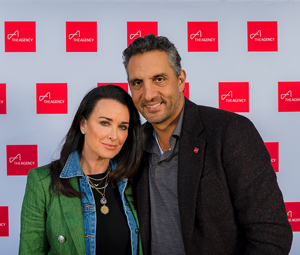 Mauricio Umansky & Kyle Richards