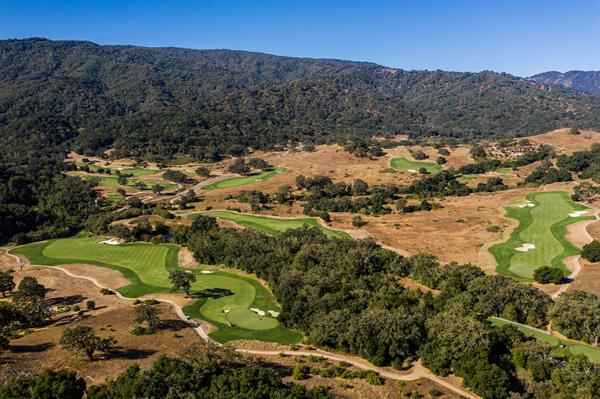 The Preserve Golf Course Aerial Image, Photo Credit:  Sherman Chu Photographer