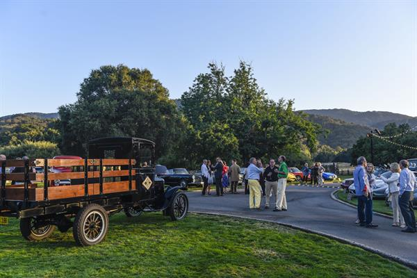 The Preserve's Concours and Cocktails Event