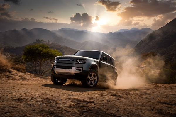 Land Rover Monterey