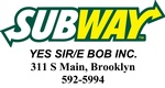Brooklyn Subway-Yes Sir/E Bob, Inc.