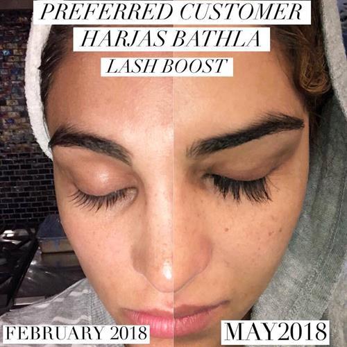 Lash Boost