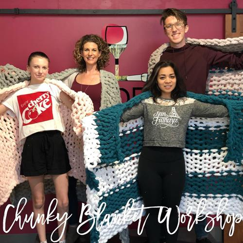 Chunky Blanket Workshop