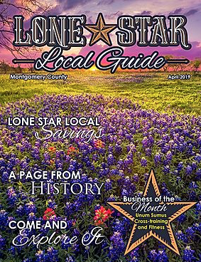 Lone Star Local Guide - April 2019
